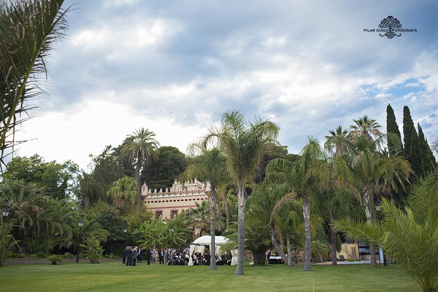 Boda de Fanni & Rubén en Villa Retiro