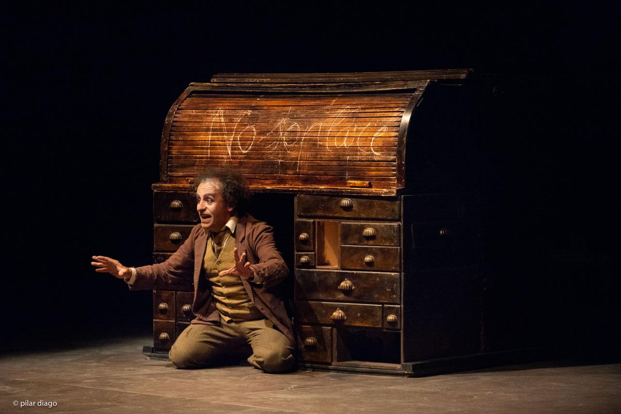 Cyrano en Festival de Teatro Clásico de Peñíscola