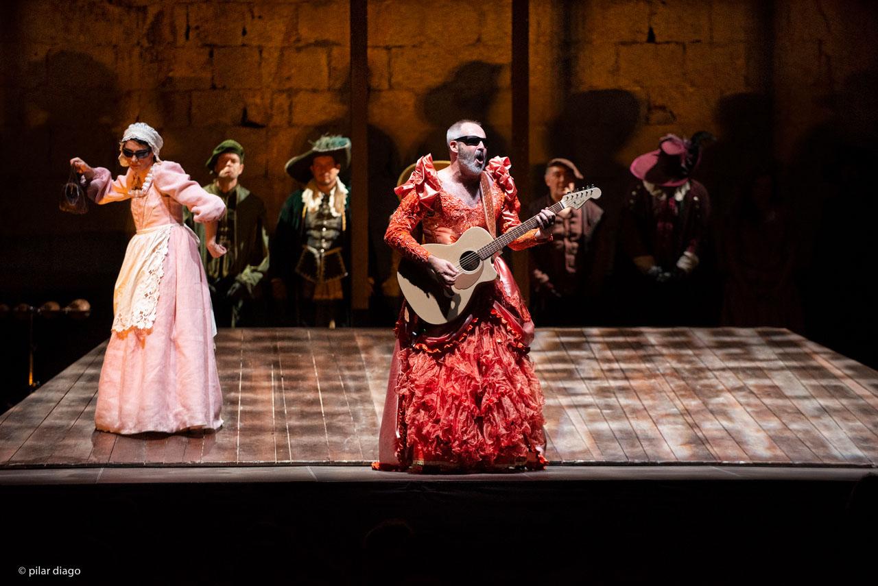 fotografía de Teatro Clásico por Pilar Diago