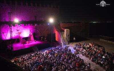 La comedia de los enredos en el Castillo de Peñíscola